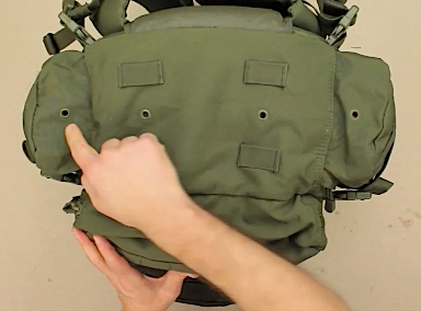 Condor 3-Day Assault Pack drainage-holes-b
