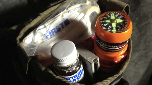 make your own survival kit