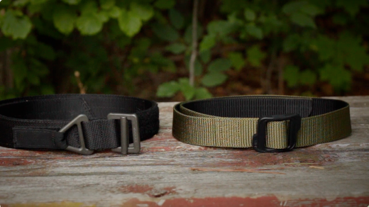 Blackhawk and TDU belts
