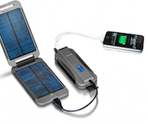Powertraveller Power Monkey Extreme Solar Charger and 9000mAh Battery Backup