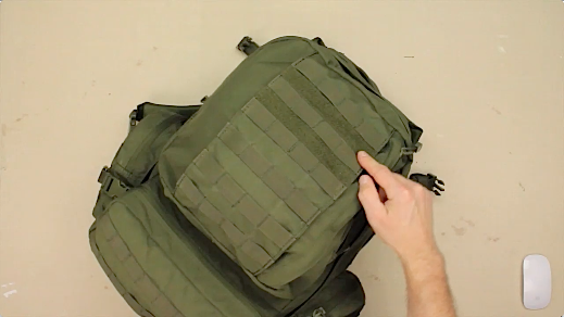 Condor 3-Day Assault Pack yet-another-pouch-6-rows-MOLLYweb