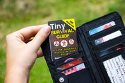 Tiny Survival Guide: EDC - Fits in Wallet