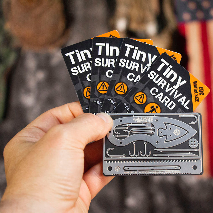 Tiny Survival Card