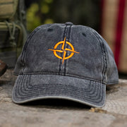 Vintage Stonewashed Denim Cap - Ultimate Survival Tips