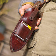 NEW! MSK-1 Primitive Leather Sheath (In Stock)