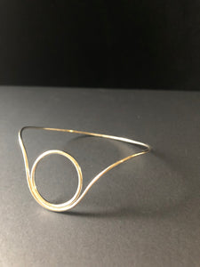 Deeply Dippy polished bangle