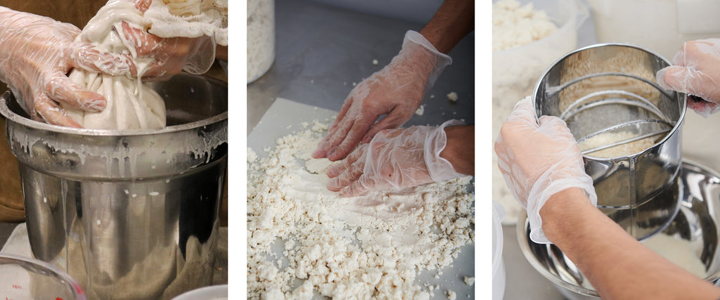 What is upcycling? What makes Nuthatch flour different from other nut flours?