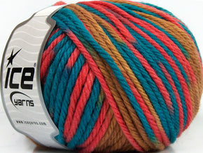 Superwash Wool Bulky Color