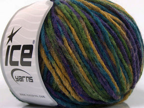 Wool Worsted Color