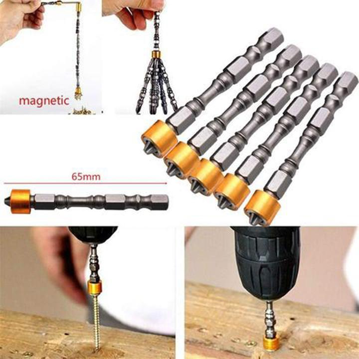 Magnetic Drill Bit Attachment