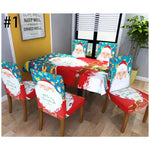 2019 New Christmas Chair Cover-Buy 5 Free Shipping