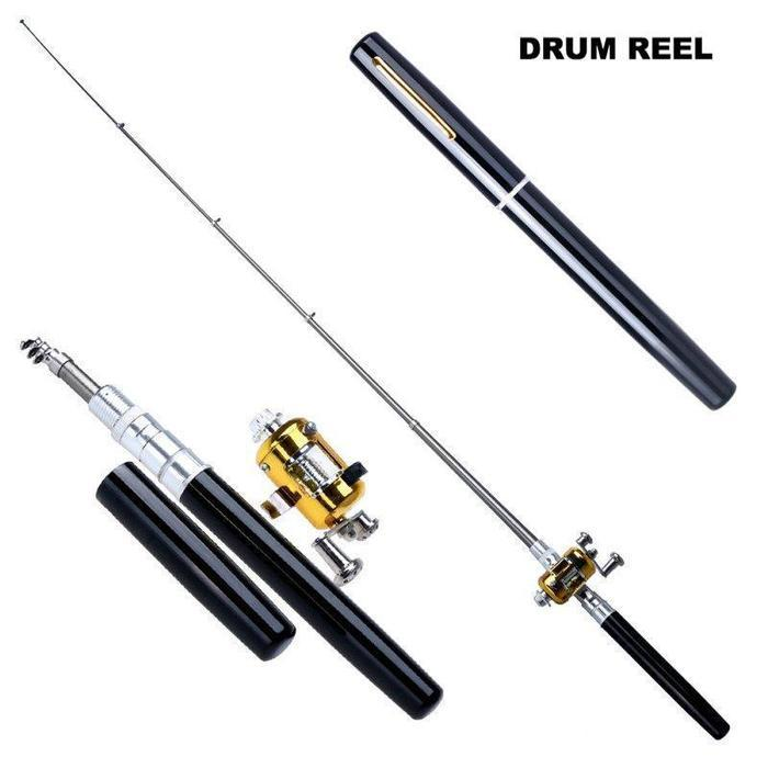 50%OFF ONLY TODAY — VS™ Pocket Size Fishing Rod