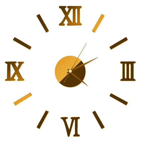 "Image of ""The Roman"" Wall Clock Set"