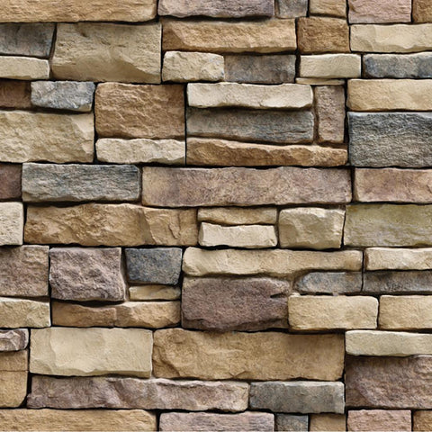 Image of Rustic Stone Wallpaper
