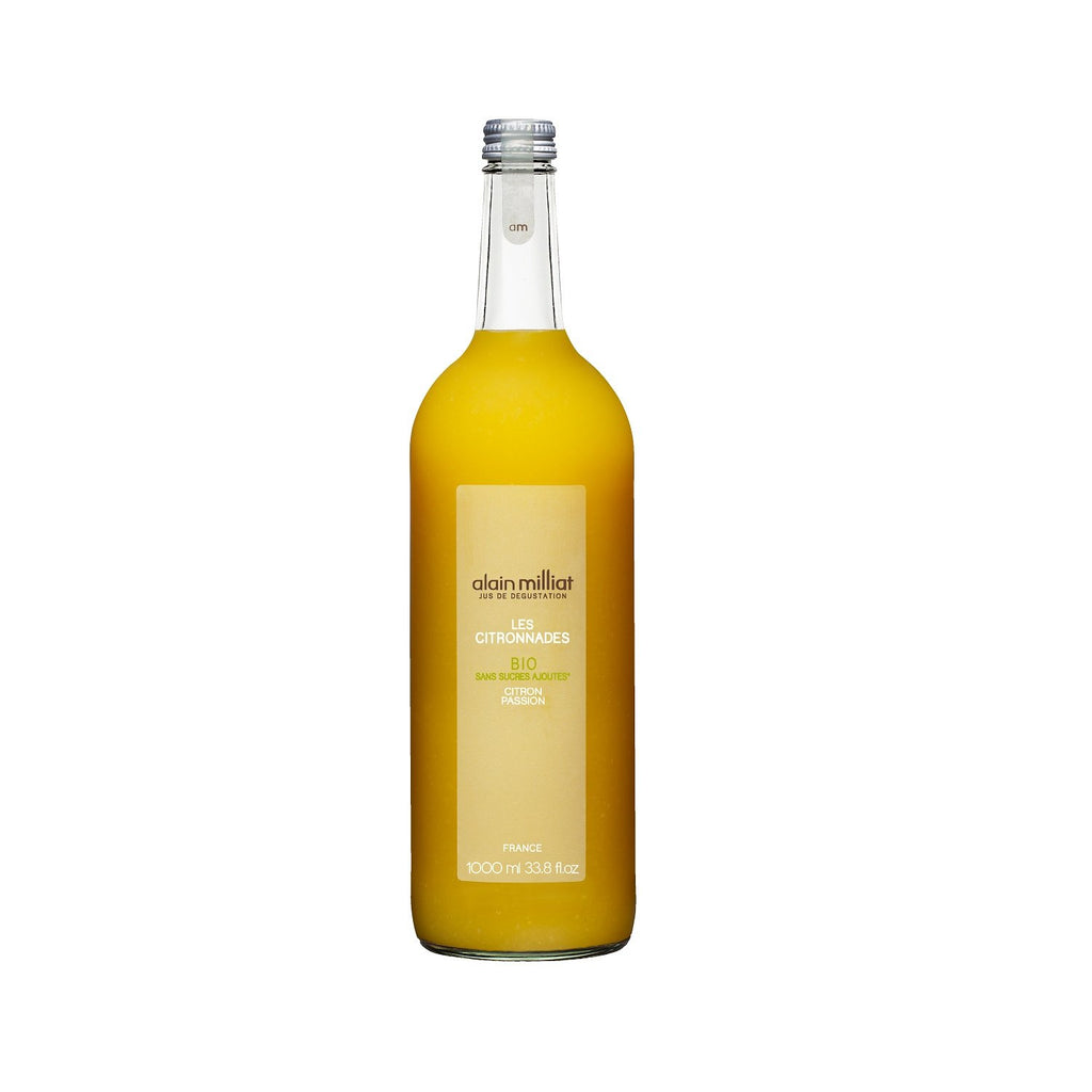 Nectars de fruits Citronnade Citron Passion BIO - L'essentiel