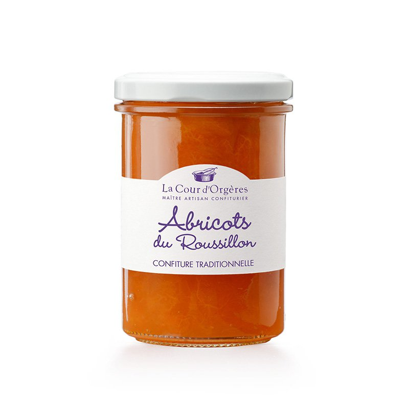 Miels & Confitures Confiture d'abricots rouges du Roussillon - L'essentiel
