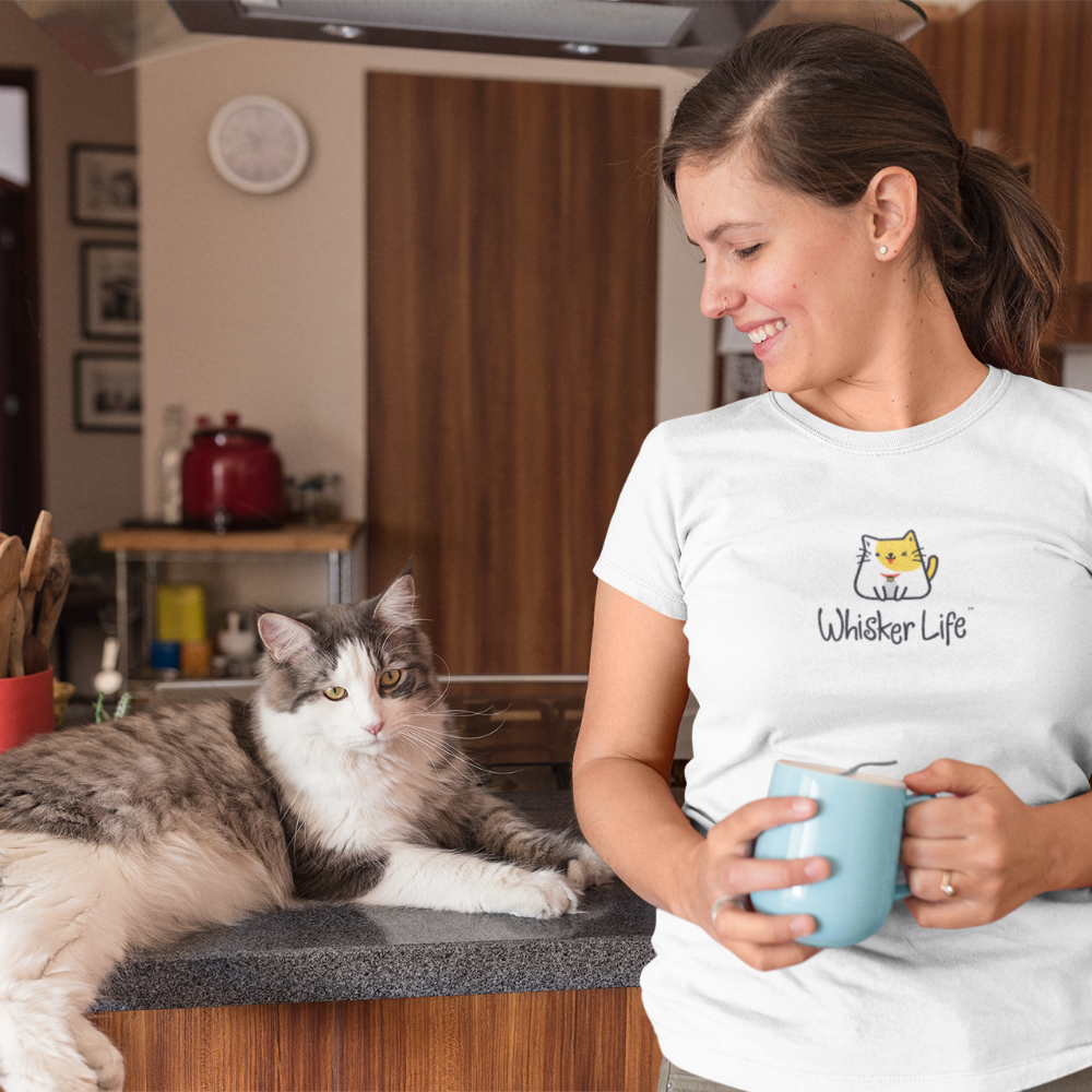 Whisker Life with Ryko Ladies' T-Shirt