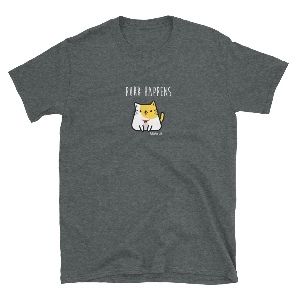 Ryko - Purr Happens - Short-Sleeve Womes T-Shirt