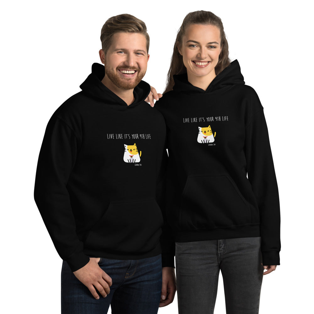 Ryko - Live Like It's Your 9th Life - Unisex Hoodie