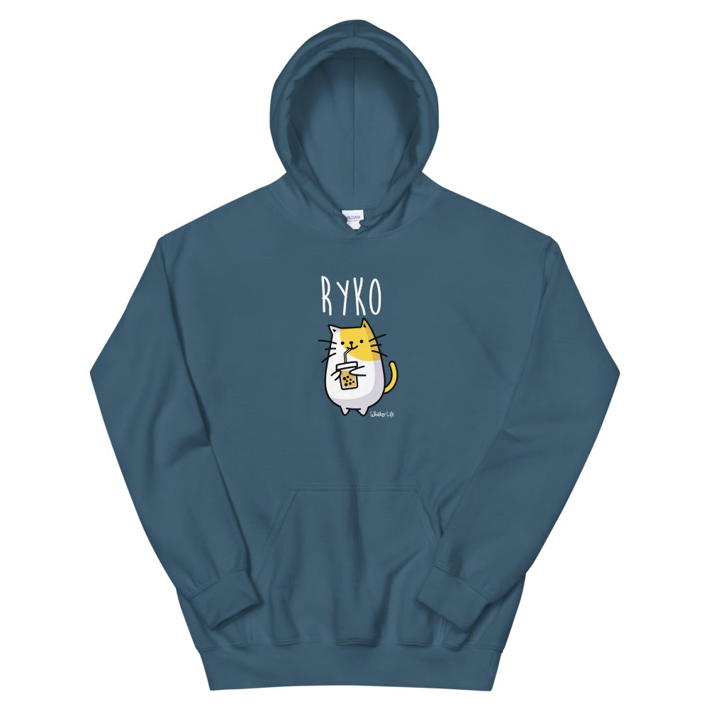 Ryko Loves Coffee - Unisex Hoodie