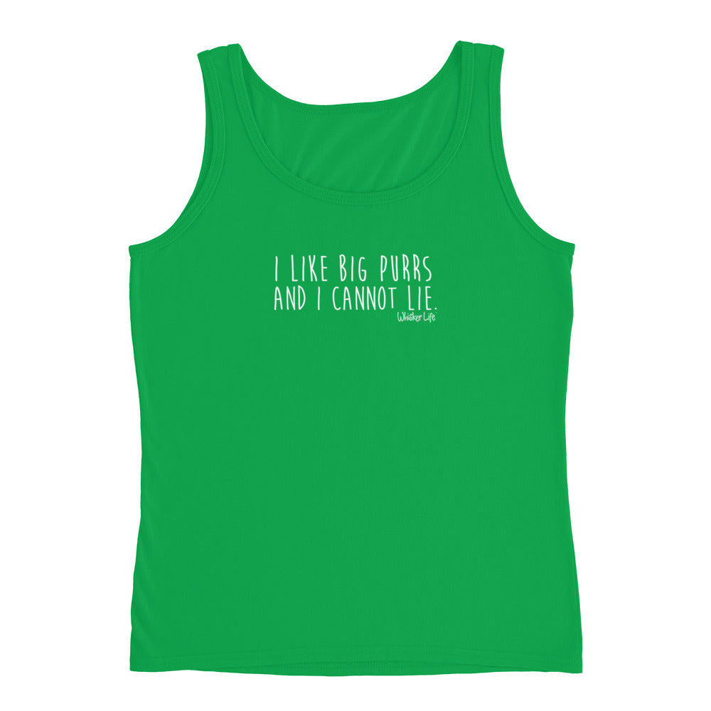 I Like Big Purrs and Cannot Lie - Ladies' Tank