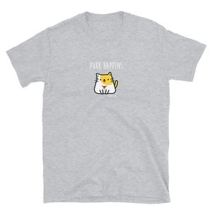 Ryko - Purr Happens Short-Sleeve Mens T-Shirt
