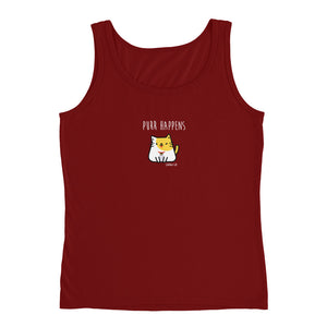 Ryko - Purr Happens - Ladies Tank
