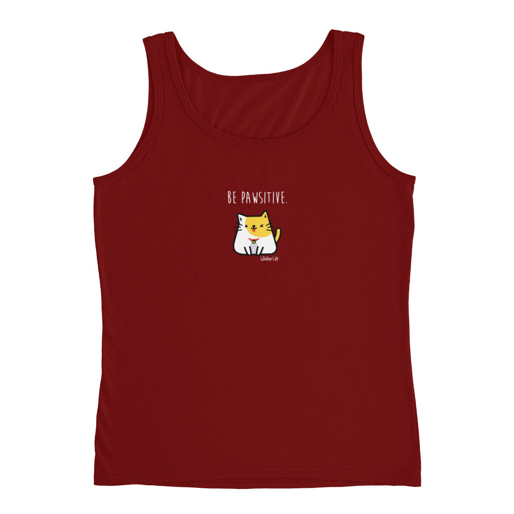 Ryko - Be Pawsitive - Ladies Tank