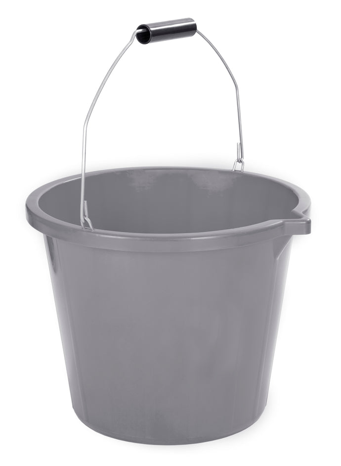Wham Bam 15L Bucket grey upcycled