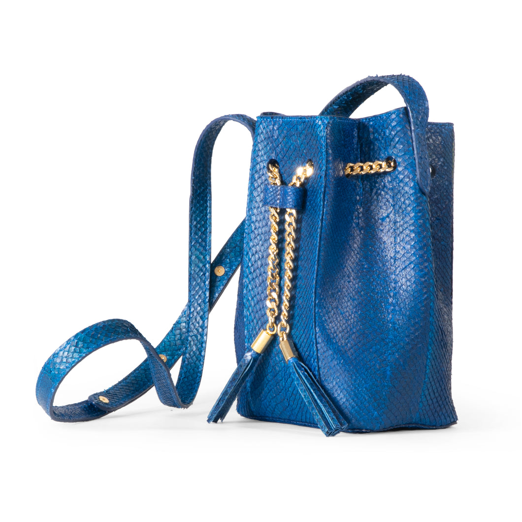 Olivia Bucket in King's Blue