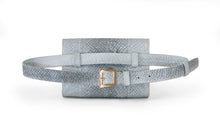 Load image into Gallery viewer, Penelope Belt Bag in Grey Ombre