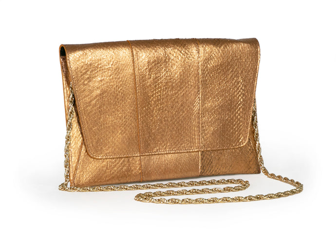 Camila Clutch in Copper