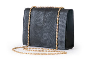 Victoria Two-Way Bag in Washed Black