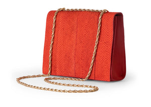 Victoria Two-Way Bag in Red Pepper