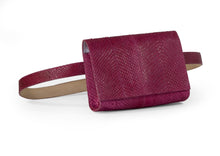 Load image into Gallery viewer, Penelope Belt Bag in Bougainvillea