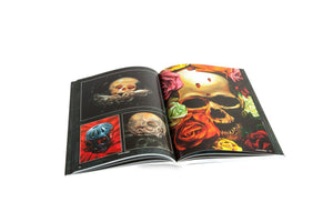 Cranial Visions: Exploring The Skull Through Artistic Interpretation (Soft cover)