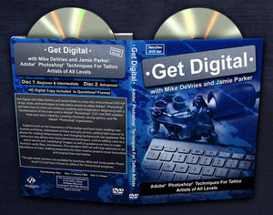 Get Digital DVD by Mike DeVries & Jamie Parker