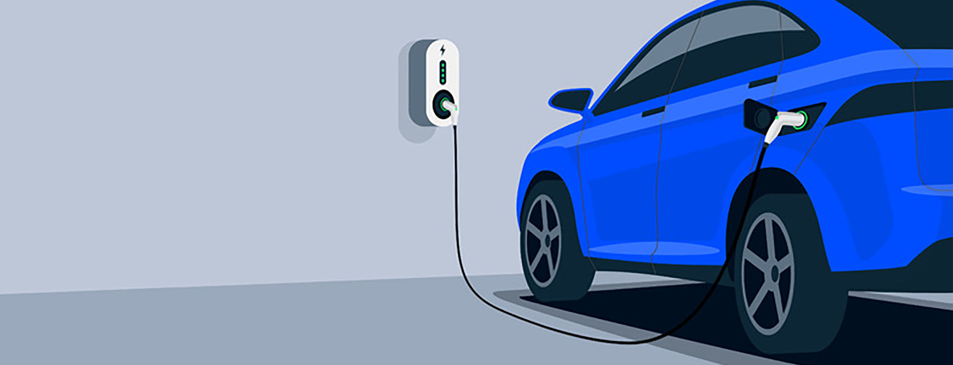 electric vehicle charging cord