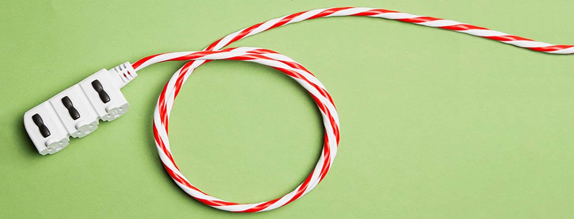 holiday extension cord
