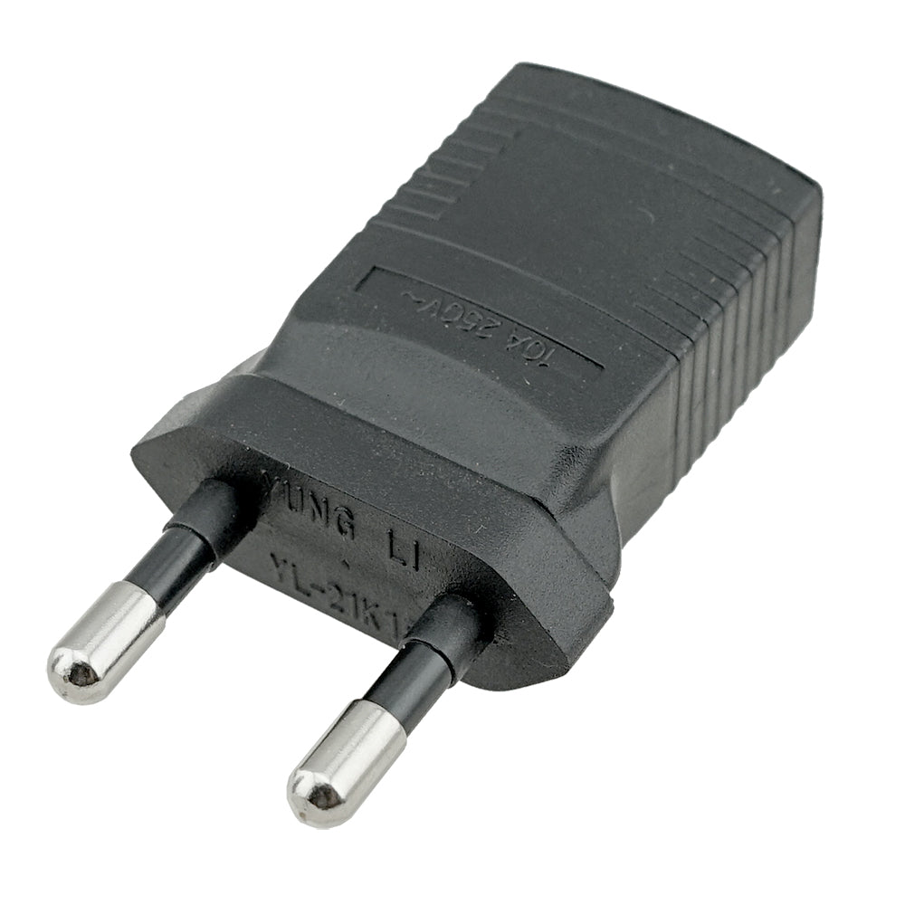 USA to Korea Plug Adapter