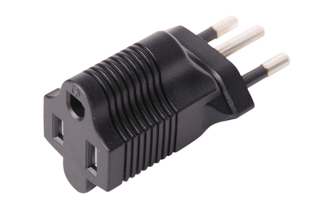 USA to Brazil Plug Adapter