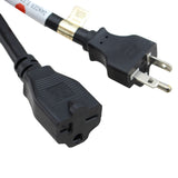USA NEMA 6-20 Extension Cord