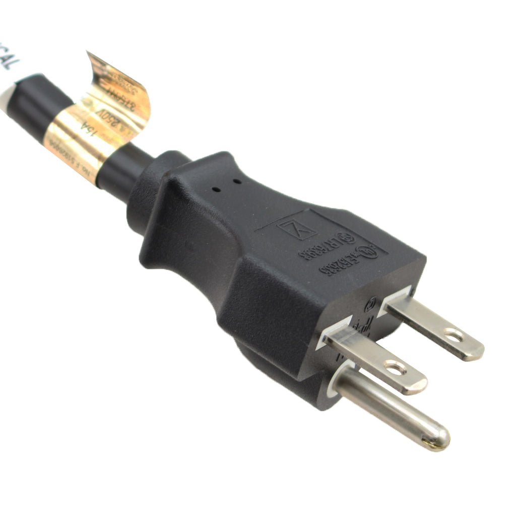 USA NEMA 6-15 Extension Cord