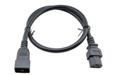IEC C20 to C21 Power Cord