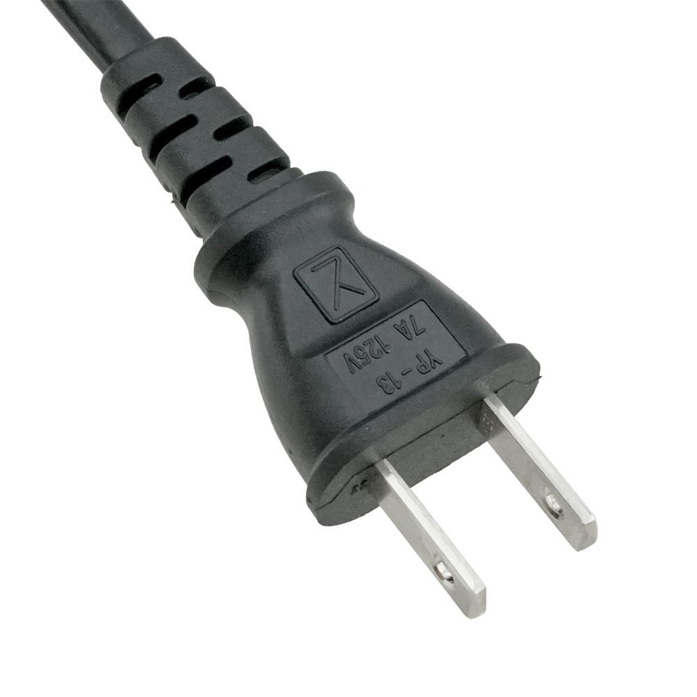 Japan JISC8303 to C7 Power Cord - 6 ft