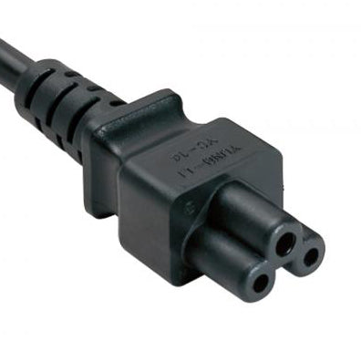 IEC C5 Power Cord Receptacle (YC-14)