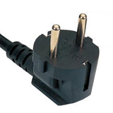 KS C 8305 Down Angle Korea Power Cord Plug (YP-22K)