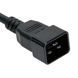 IEC C20 Power Cord Plug (YP-33)