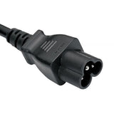IEC C6 Power Cord Plug (YP-34)