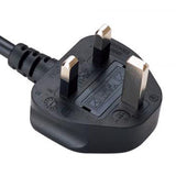YP-61A UK - BS1363 Molded and Fused Power Cord Plug (YP-61A)